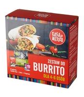 CASA DE MEXICO ZESTAW BURRITO 475G