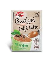 """CELIKO BUDYŃ """"NA SZYBKO"""" O SMAKU CAFFE LATTE 37G PRODUKT BEZGLUTENOWY"""