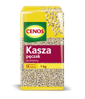 CENOS KASZA JĘCZMIENNA PĘCZAK 1 KG