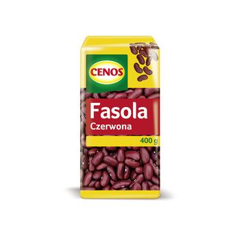 FASOLA CZERWONA 400 G CENOS