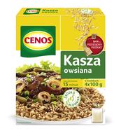 KASZA OWSIANA 4 X 100 G CENOS