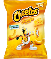 CHEETOS CHEESE 130G
