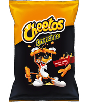 CHEETOS CRUNCHOS SWEET CHILLI 95G