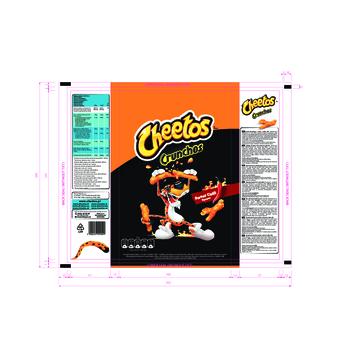 CHEETOS CRUNCHOS SWEET CHILLI 95G