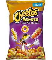 CHEETOS MIX-UP MEGA FUN 70G X 23