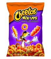 CHEETOS MIX - UP MEGA FUN 130G