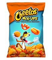 CHEETOS MIX - UP STREET FOOD 130G
