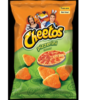 CHEETOS PIZZERINI XL 155G