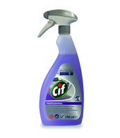 CIF PROFESSIONA 2IN1 CLEANER DISINFECTANT 750ML