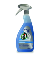 CIF PROFESSIONAL WINDOW & MULTI SURFACE CLEANER 750 ML