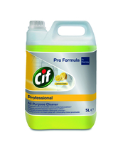 DIV.CIF ALL PUR.CLEAN.LEMON 5L 5 L