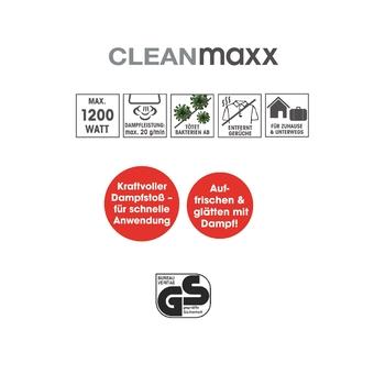 PAROWNICA DO UBRAŃ CLEANMAXX 1535