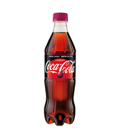 COCA COLA ZERO CHERRY PET 500ML