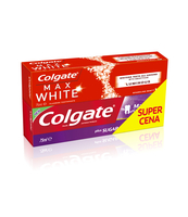 COLGATE DUOPACK MAX CAVITY PROT. + LUMINOUS 2X75ML