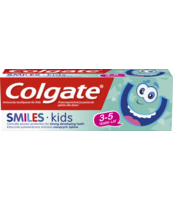 COLGATE PASTA SMILES 3-5 LAT 50ML