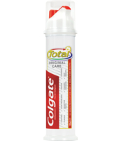 COLGATE PASTA TOTAL ORIGINAL 100ML POMPKA