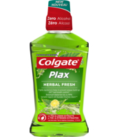 COLGATE PŁUKANKA HERBAL FRESH TEA&LEMON 500ML