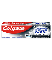 COLGATE PASTA ADVANCED WHITE CHARACOAL 100ML