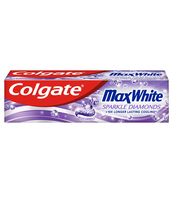 COLGATE PASTA MAX WHITE SPARKLE DIAMONDS 100ML
