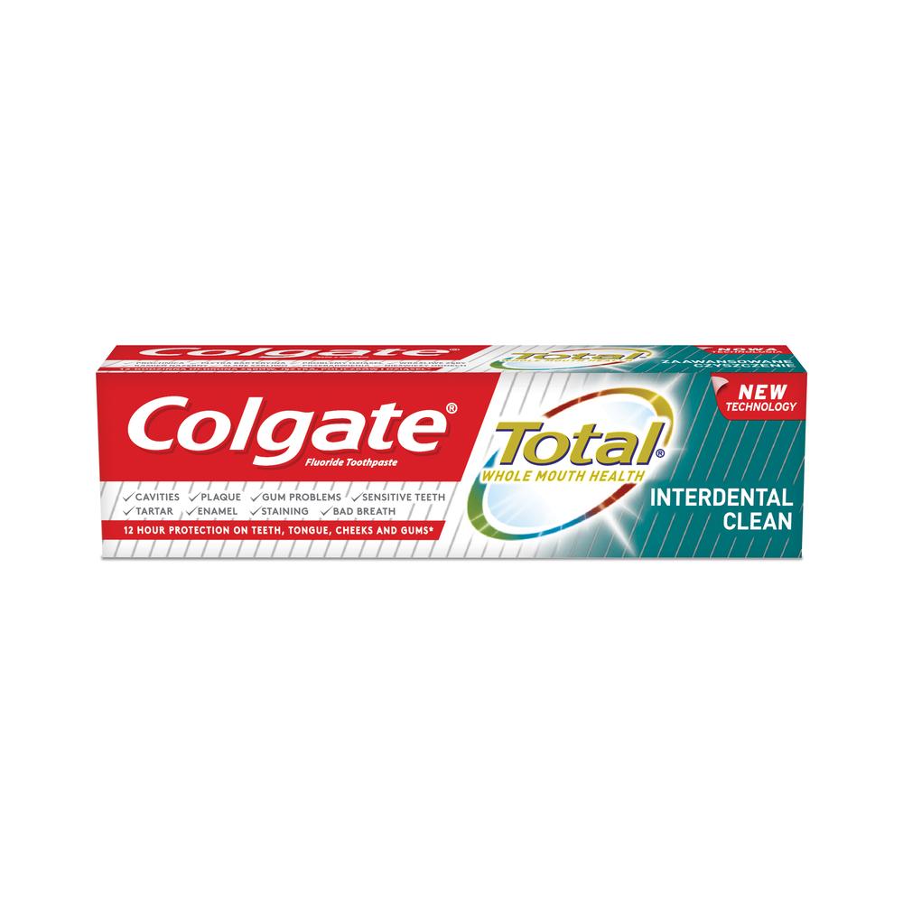 COLGATE PASTA TOTAL INTERDENTAL 75ML