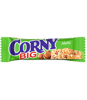CORNY BIG BATON ORZECHOWY 50G