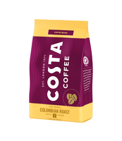 COSTA COFFEE COLOMBIAN ROAST 7 100% ARABICA ZIARNA 500G