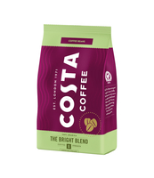 COSTA COFFEE THE BRIGHT BLEND 6 100% ARABICA ZIARNA 500G