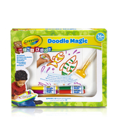 DOODLE MAGIC-TABLICA ŚCIERALNA DO RYSOWANIA, CRAYOLA