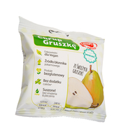 CRISPY NATURAL CHIPSY Z GRUSZKI 18G