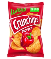 CRUNCHIPS PAPRYKA 140G