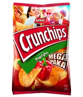 CRUNCHIPS PAPRYKA 200G