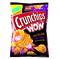 CRUNCHIPS WOW CHEDDAR & RED ONION 110G