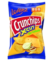 CRUNCHIPS X-CUT SER&CEBULA 140G