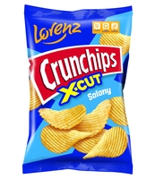 CRUNCHIPS X-CUT SÓL 140G