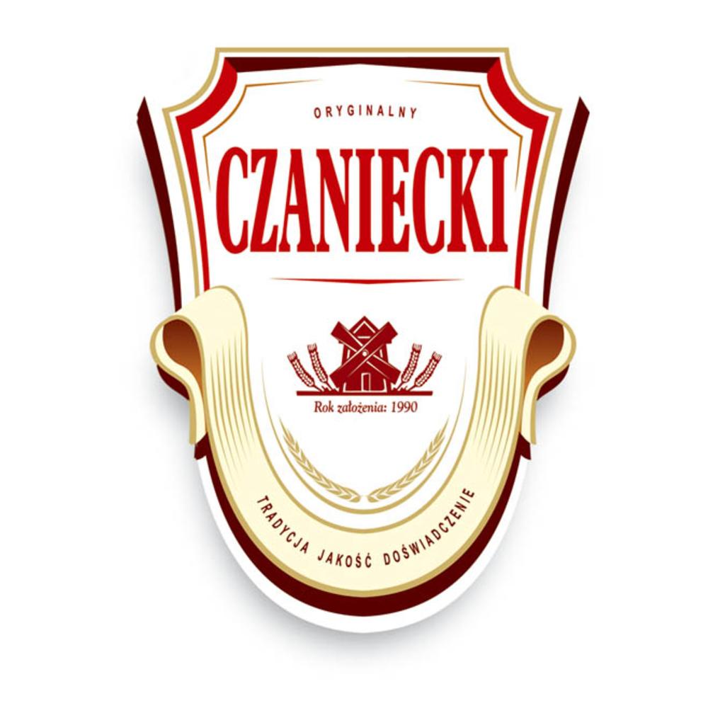 CZANIECKI MAKARON ŁAZANKA 250G