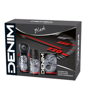 DENIM ZŚ17 ASL100ML+DEO150ML+ŻEL P/P 250ML BLACK