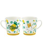 KUBEK PORCELANOWY 320 ML ANANAS MINNIE