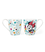 MINNIE KUBEK PORCELANOWY 400ML GARDEN