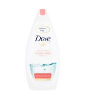 DOVE ANTI-STRESS MICELLAR WATER ŻEL POD PRYSZNIC 500 ML