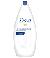DOVE DEEPLY NOURISHING 750ML