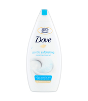 DOVE GENTLE EXFOLIATING ŻEL POD PRYSZNIC 500 ML