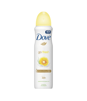 DOVE GRAPEFRUIT SPRAY 150M