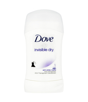 DOVE INVISIBLE DRY ANTYPERSPIRANT W SZTYFCIE 40 ML