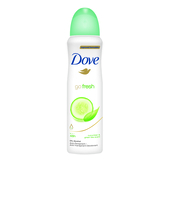 DOVE WOMEN SPRAY GO FRESH TOUCH 150ML