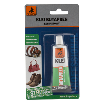 KLEJ BUTAPREN 25ML BLISTER