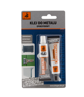 KLEJ DO METALU - EPOKSYDOWY 2*18ML BLISTER