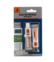 KLEJ DO METALU - EPOKSYDOWY 2*18ML BLISTER