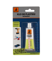 KLEJ DO PLASTIKU 25ML BLISTER