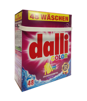 DALLI 3,12KG COLOR PROSZEK DO PRANIA