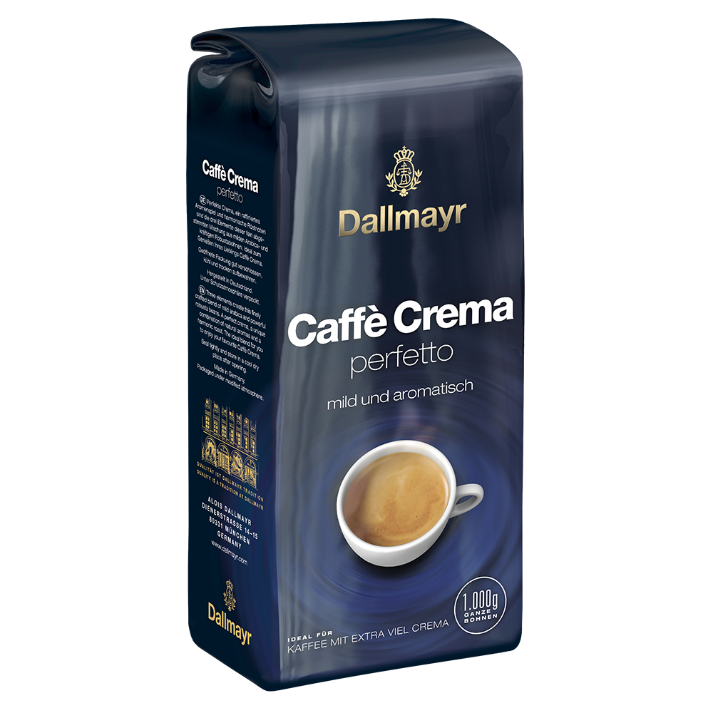 DALLMAYR CAFFE CREMA PERFETTO 1000G